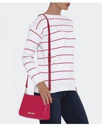 Armani Jeans - White Cross Body Bag - Lyst