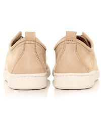 PS by Paul Smith | Natural Leather Miyata Trainers for Men | Lyst