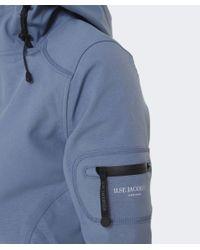 Ilse Jacobsen   Blue Classic Softshell 3/4 Raincoat   Lyst