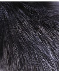 Yves Salomon - Multicolor Tipped Fur Collar - Lyst