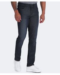 BOSS - Blue Slim Fit Mid Wash Jeans for Men - Lyst