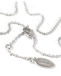 Vivienne Westwood - Metallic Grace Small Pendant Necklace - Lyst