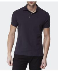 Barbour - Blue Hurlingham Polo Shirt for Men - Lyst