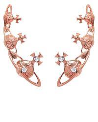 Vivienne Westwood - Pink Candy Earrings - Lyst