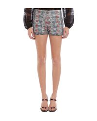 Talitha - Multicolor Nisa Emrboidered Shorts - Lyst
