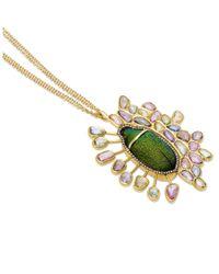 Daniela Villegas - Multicolor Galaxy Necklace - Lyst