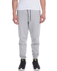 New Balance | Gray The Sport Style Joggers In Athletic Grey for Men | Lyst