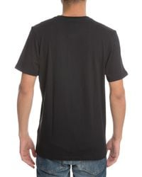 Adidas Originals - The Met Shmoo Tee In Black And Gold for Men - Lyst