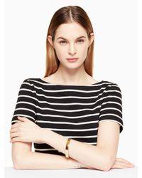 Kate Spade - Metallic Wbru0705711 Ladies Bracelet - Lyst