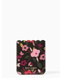 Kate Spade | Multicolor Boho Floral Sticker Pocket | Lyst