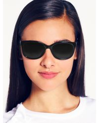 kate spade new york - Black Gayla Sunglasses - Lyst
