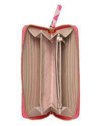 kate spade new york - Pink Hawthorne Lane Tiger Lily Lacey - Lyst