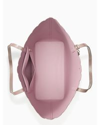 Kate Spade - Pink Lily Avenue Patent Carrigan - Lyst