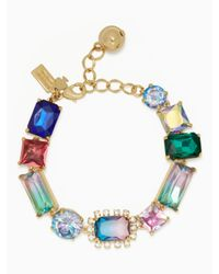 Kate Spade | Blue Color Crush Bracelet | Lyst