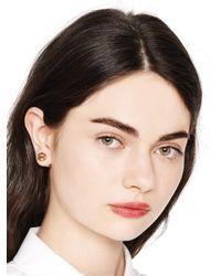 Kate Spade   Metallic Dainty Sparklers Reversible Earrings   Lyst