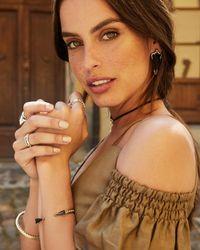 Kendra Scott - Multicolor Misty Hinge Bracelet In Bordeaux Tiger's Eye - Lyst