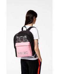 13692b3b Kenzo Large Neoprene Tiger Backpack in Black - Lyst