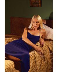 Khaite - Blue The Margot Dress - Lyst