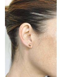 Gabriela Artigas - Multicolor Asymmetrical Orbit Earring - Lyst