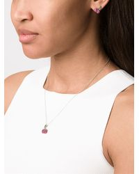 Khai Khai - Green Cherry Ruby Stud - Lyst