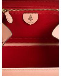Mark Cross - Pink Small Grace Box - Lyst