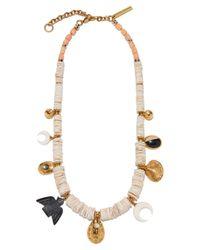 Lizzie Fortunato | Multicolor Land And Sea Necklace | Lyst