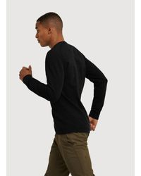 Kit and Ace - Black Olin Long Sleeve for Men - Lyst