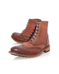 Ted Baker - Brown Sealls 3 Wc Boot for Men - Lyst