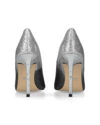 Carvela Kurt Geiger - Metallic 'kash' Court Shoes - Lyst