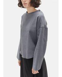 Lemaire - Multicolor Cotton Linen Blouse - Lyst