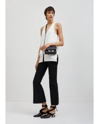 Proenza Schouler - Black Ps11 Strap Wallet Bag - Lyst