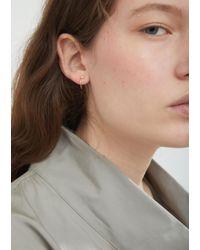 Sophie Bille Brahe - Metallic Petite Simonetta Earrings - Lyst