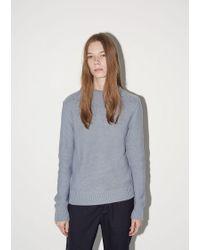 A.P.C. - Gray Pull Anouk - Lyst