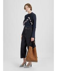 Marni | Brown Halo Pod Shoulder Bag | Lyst