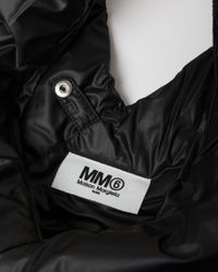 MM6 by Maison Martin Margiela - Black Triangle Shopper Tote Bag - Lyst