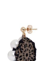 Venessa Arizaga - Multicolor 'sunshine Daisy' Drop Earrings - Lyst