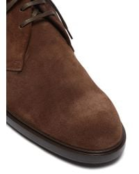 Vince Brown 'brunswick' Suede Chukka Boots for men