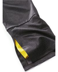 Helen Lee | Black X The Woolmark Company Jersey Cuff Jogging Pants | Lyst