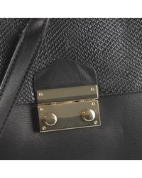 LA REDOUTE - Black Handbag - Lyst