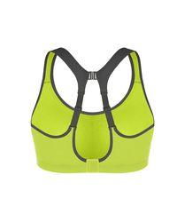 Shock Absorber - Green Ultimate Fly Bra Sports Bra - Lyst