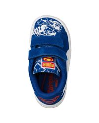 Lyst Puma Kids Suede Superman Street V Inf Touch 'n' Close