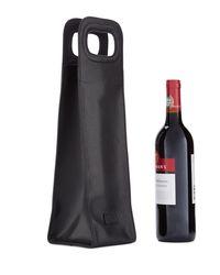Neiman Marcus - Black Lizard-embossed Wine Case - Lyst