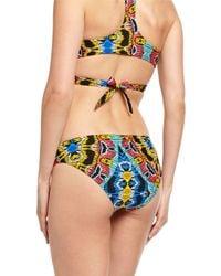 L*Space | Black Monique Full Bikini Swim Bottom | Lyst