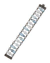 Stephen Dweck | Multicolor Multi-stone Pear-shaped Bracelet | Lyst