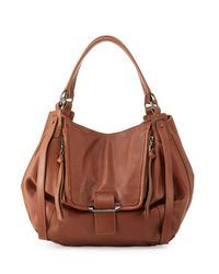 Kooba | Purple Jonnie Leather Shopper Bag | Lyst