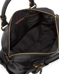 Elliott Lucca - Multicolor Cosette Leather Satchel Bag - Lyst