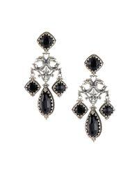 Konstantino   Calliope Black Onyx Drop Earrings   Lyst