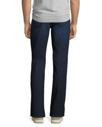 Joe's Jeans - Blue Classic Straight-leg Jeans for Men - Lyst