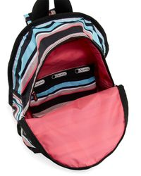 LeSportsac - Blue Basic Ripstop Backpack - Lyst