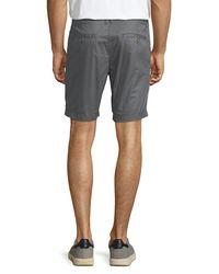 """Original Penguin   Gray P55 8"""" Basic Slim Shorts for Men   Lyst"""